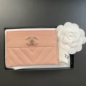 20P Chanel Cardholder